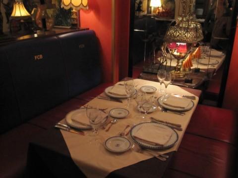 cenar_en _barcelona_Restaurante_Da_Greco