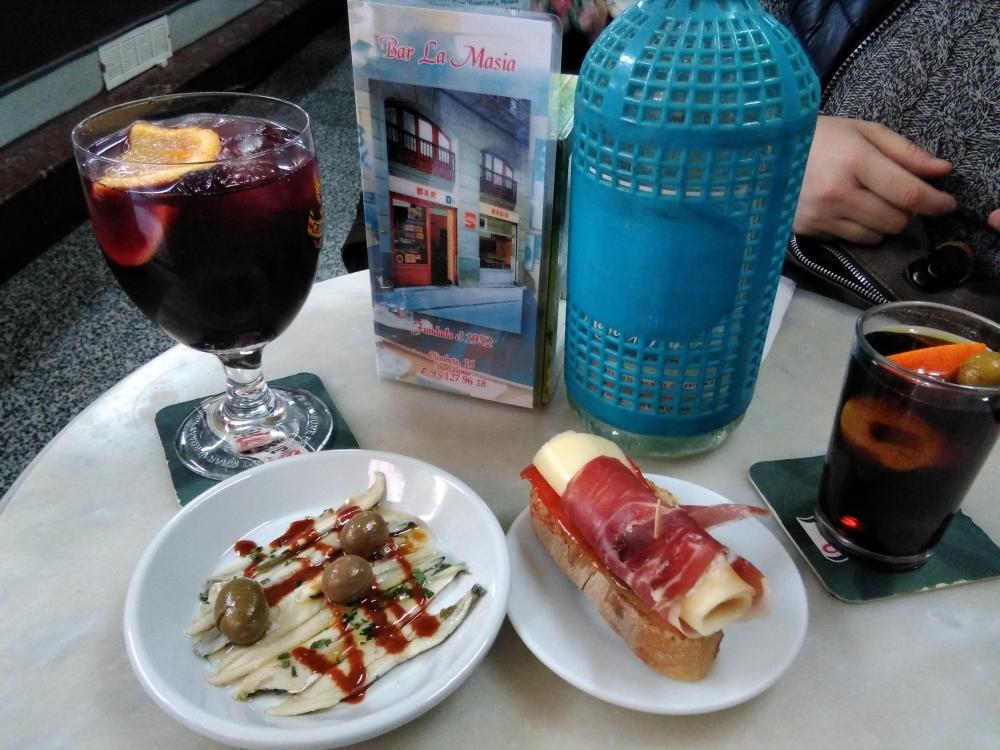Bar La Masia-El Raval