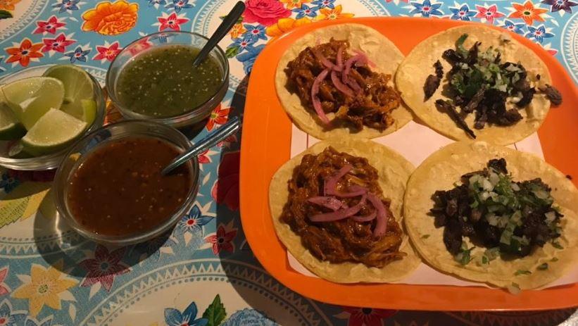La taquería Barcelona Sagrada Familia - Tacos