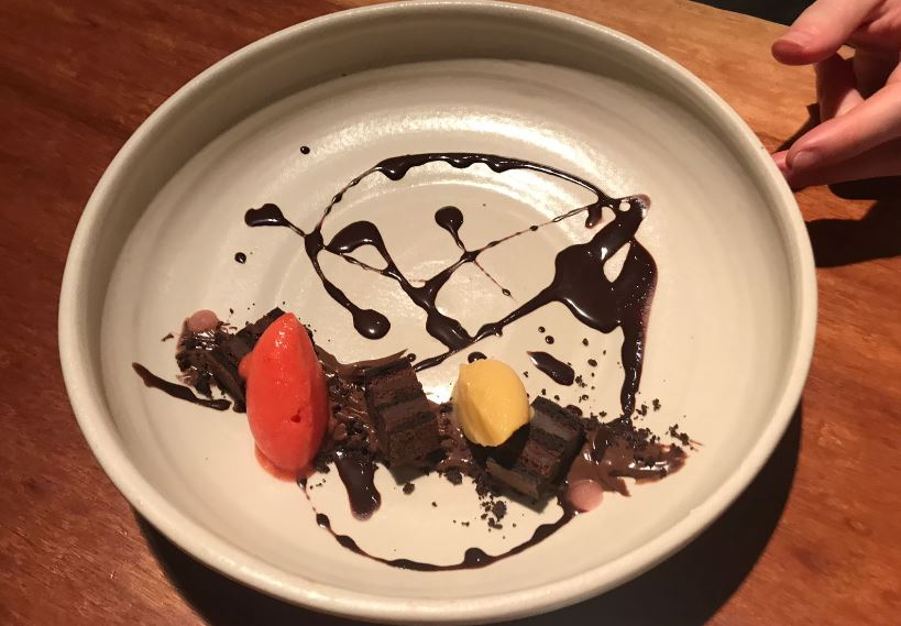 14. postres_ Koy Shunka- Mejor restaurante japonés Barcelona Gotic