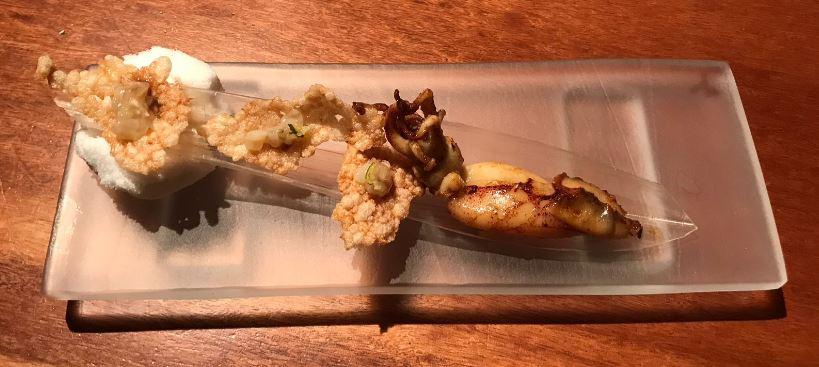 5. Ika Shunka- Mejor restaurante japonés Barcelona Gotic