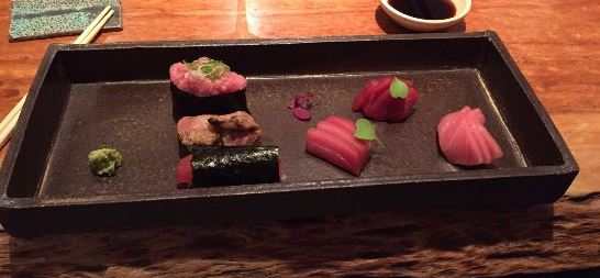 8- atun_ Koy Shunka- Mejor restaurante japonés Barcelona Gotic