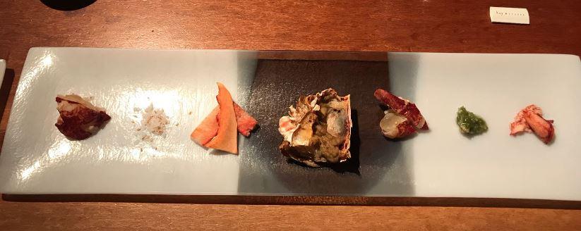 9. bogavante_ Koy Shunka- Mejor restaurante japonés Barcelona
