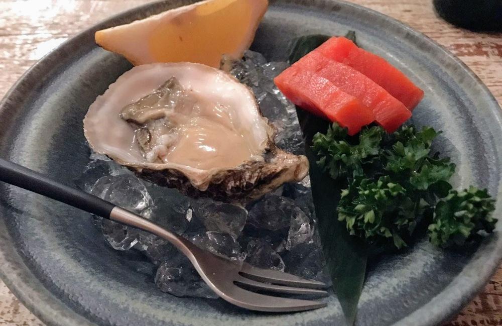 Nomo Sarrià Sashimi de salmón de Alaska