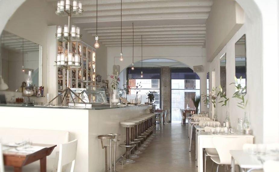 Salero- restaurante asiático El Born