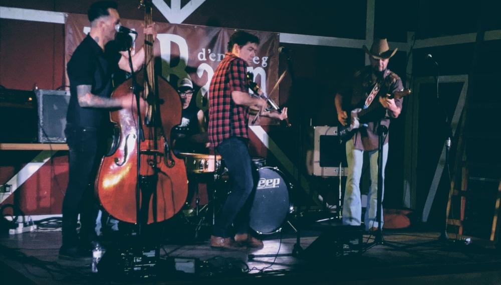 Bar d'en Greg - Música country en directo
