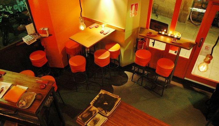 Kynoto Sushi Bar restaurante japonés Gotic