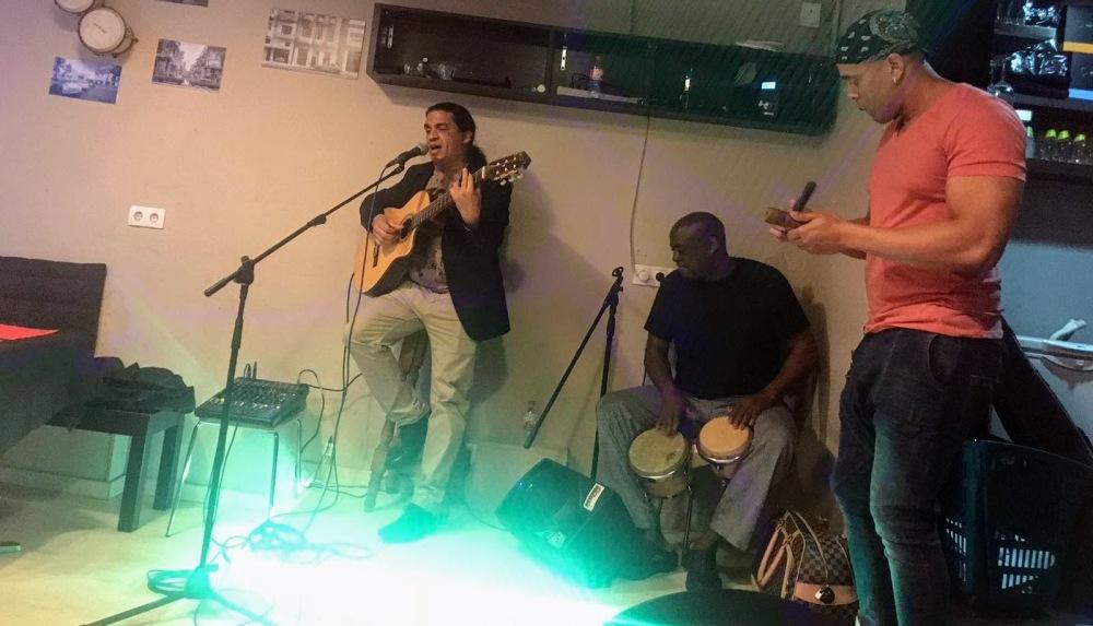 Rincón Cubano- Barcelona-Gracia-música en directo