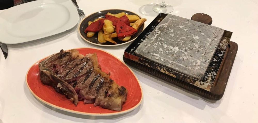 Txalaka Restaurante Vasco Castelldefels