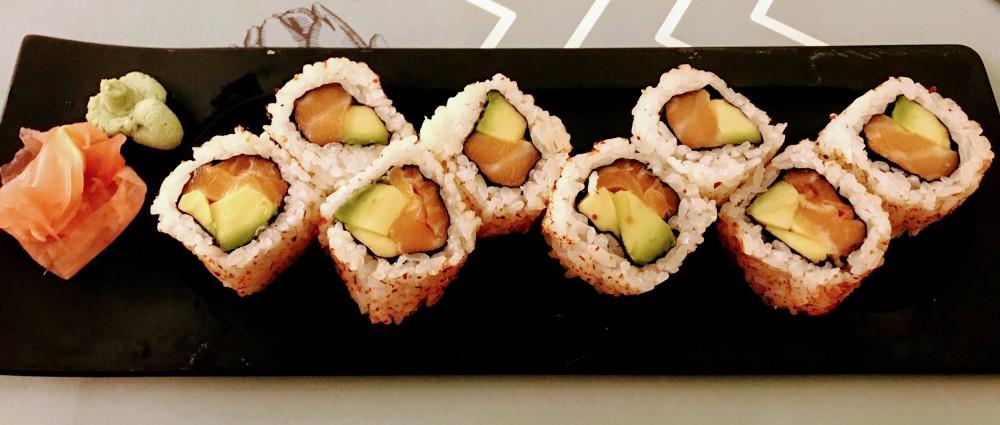 Fetén Castelldefels Sushi Bistró makis tradicionales