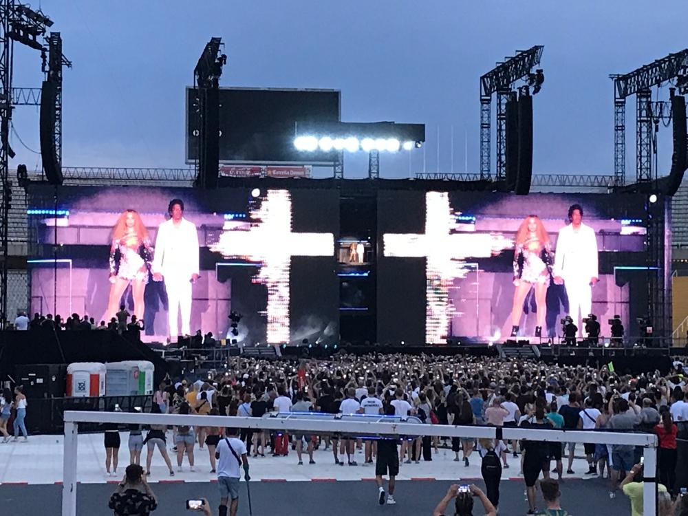 Concierto Beyoncé y Jay-Z Barcelona 2018