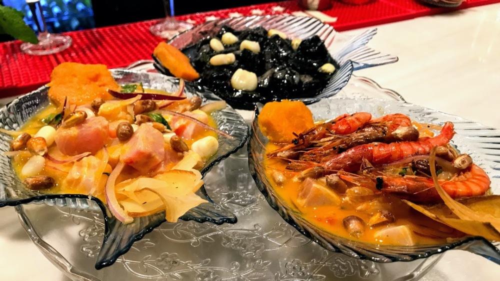 La Picantería de L'Escribà-restaurante peruano Poblenou-ceviches