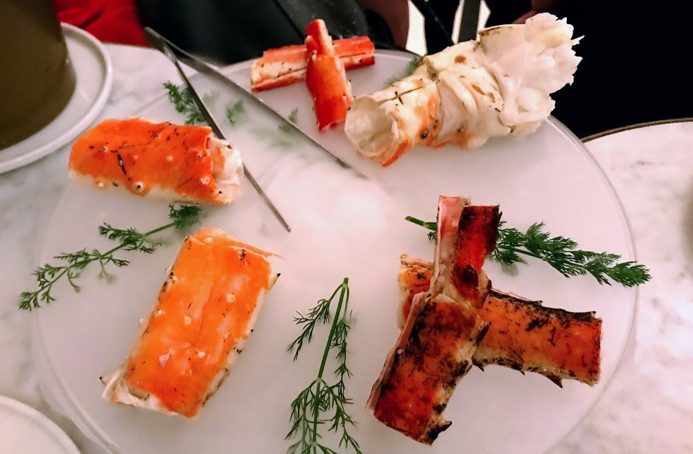 71 Oyster Bar Ostreria Barcelona King Crab