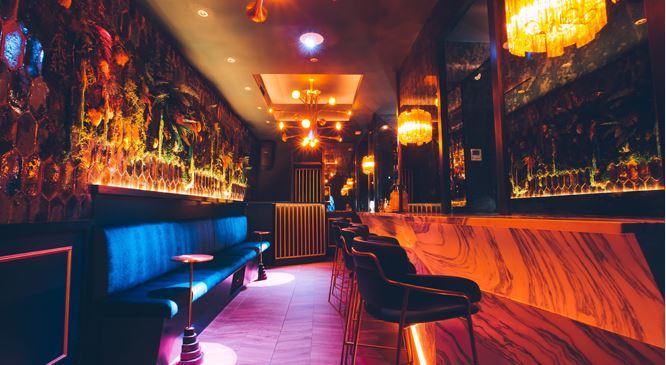 Oyster Bar - La Perla - coctelería clandestina