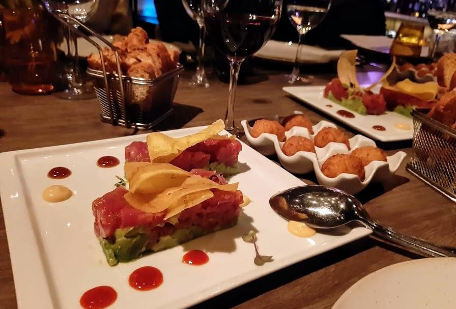 gatsby - dinner show calle tuset barcelona