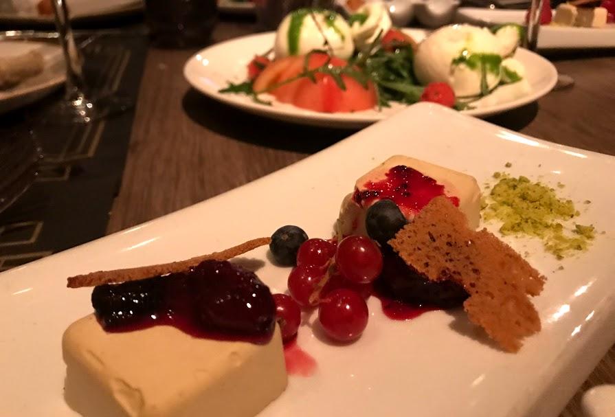 gatsby - restaurante con show calle tuset barcelona
